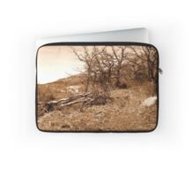 Sepia Landscape Laptop Sleeve