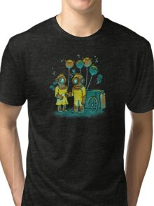 The Balloonfish Vender  Tri-blend T-Shirt