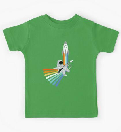 Space Rock-et Man Kids Tee
