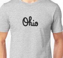 Script Ohio Unisex T-Shirt