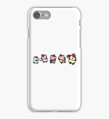 Panda Parade!! iPhone Case/Skin