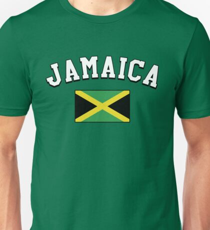 Jamaica Supporters Unisex T-Shirt