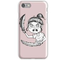 April the Shadow Queen iPhone Case/Skin