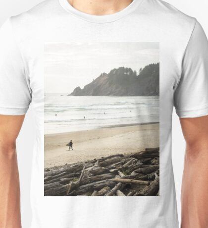 Pacific Northwest Surfer Unisex T-Shirt