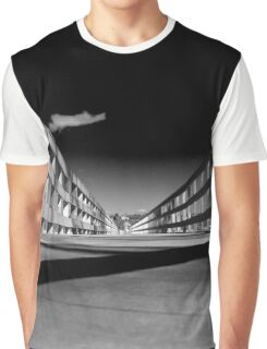Boardwalk | Cove Neck, New York Graphic T-Shirt