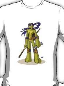 Donatello Does Machines T-Shirt