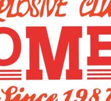 Bomex 1987 Logo Sticker