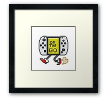 The Switch on the Go Framed Print