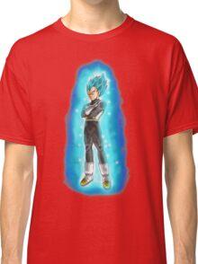 vegeta super saiyan blue Classic T-Shirt