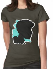 Shawn Silhouette // Nov Womens Fitted T-Shirt