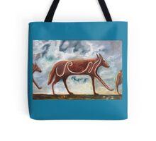 Pictish Wolf Tote Bag