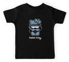 Robo Kitty Kids Tee