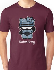 Robo Kitty Unisex T-Shirt