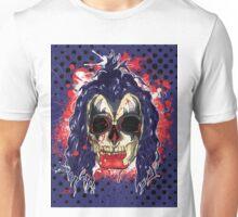 The God of Thunder - Gene Simmons Skull Portrait Unisex T-Shirt