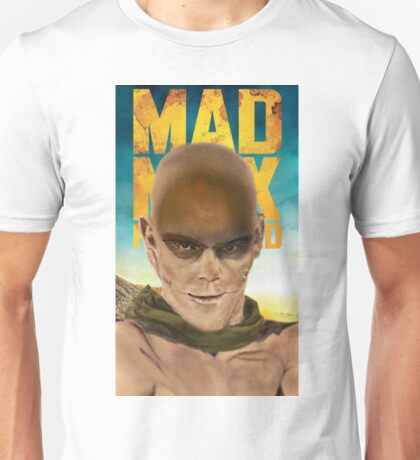 War Boys Fury Road to Valhalla Oil Painting Art by Chai Unisex T-Shirt