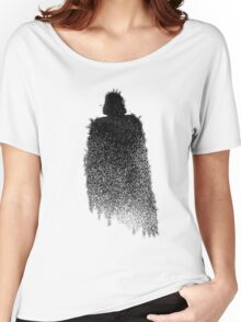 Star Wars Darth Vader Splat  Women's Relaxed Fit T-Shirt