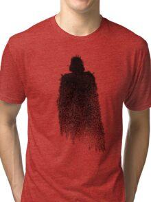 Star Wars Darth Vader Splat  Tri-blend T-Shirt