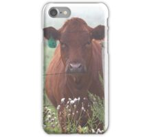Nosy Bessy iPhone Case/Skin