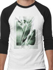 Banana leaf akin Men's Baseball ¾ T-Shirt