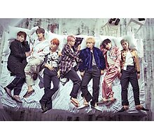 BTS Wings Photographic Print