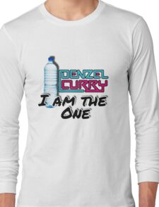 "Denzel Curry ""I am the one"" Long Sleeve T-Shirt"