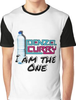 "Denzel Curry ""I am the one"" Graphic T-Shirt"