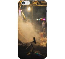 Street Food iPhone Case/Skin