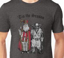 Tis the Season - St Nik and Krampus Unisex T-Shirt