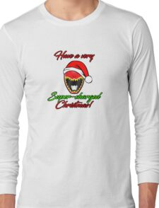 Super-Charged Christmas Long Sleeve T-Shirt