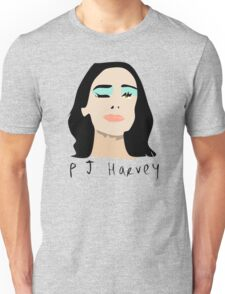 PJ Harvey Portrait Unisex T-Shirt