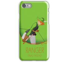 Ranger - Final Fantasy iPhone Case/Skin