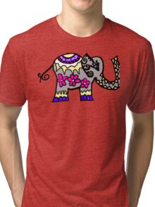 love elephants Tri-blend T-Shirt