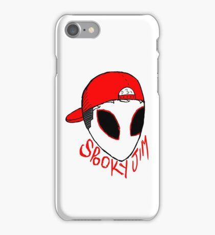 Spooky Jim iPhone Case/Skin