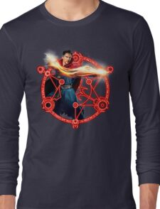 Doctor Strange •The Movie  Long Sleeve T-Shirt