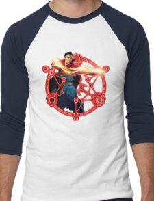 Doctor Strange •The Movie  Men's Baseball ¾ T-Shirt