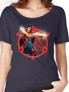 Doctor Strange • The Movie  Women's Relaxed Fit T-Shirt