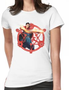 Doctor Strange • The Movie  Womens Fitted T-Shirt