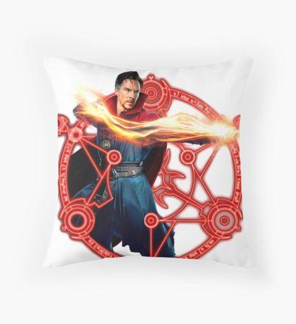 Doctor Strange •The Movie  Throw Pillow