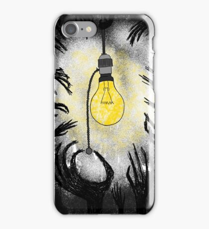 Darkness iPhone Case/Skin