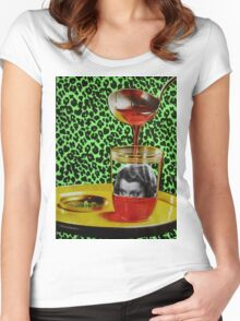 Canning Season Women's Fitted Scoop T-Shirt