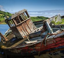 The Old Ship by Darren Brown