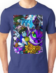 Scary Face 2 Unisex T-Shirt