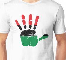 International African American Unia Flag Unisex T-Shirt