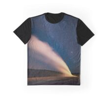 Old Faithful & New Moon Graphic T-Shirt