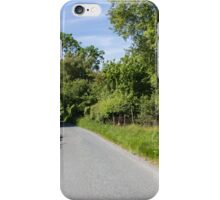 Road to the leafy portal and beyond. iPhone Case/Skin