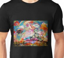 Naturalistic Angel by Darryl Kravitz Unisex T-Shirt