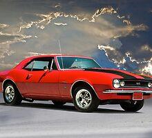 1967 Chevrolet Camaro SS327 by DaveKoontz