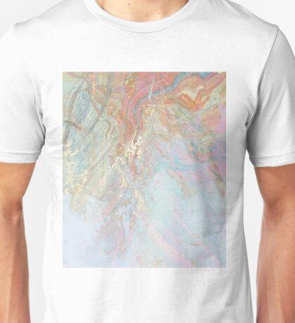 Pastel Marble #redbubble Unisex T-Shirt