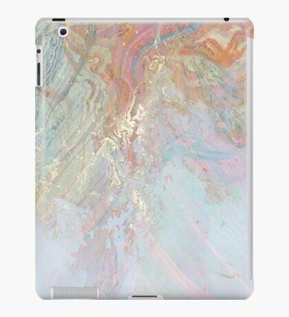 Pastel Marble #redbubble iPad Case/Skin