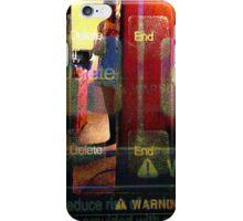 Delete-End iPhone Case/Skin